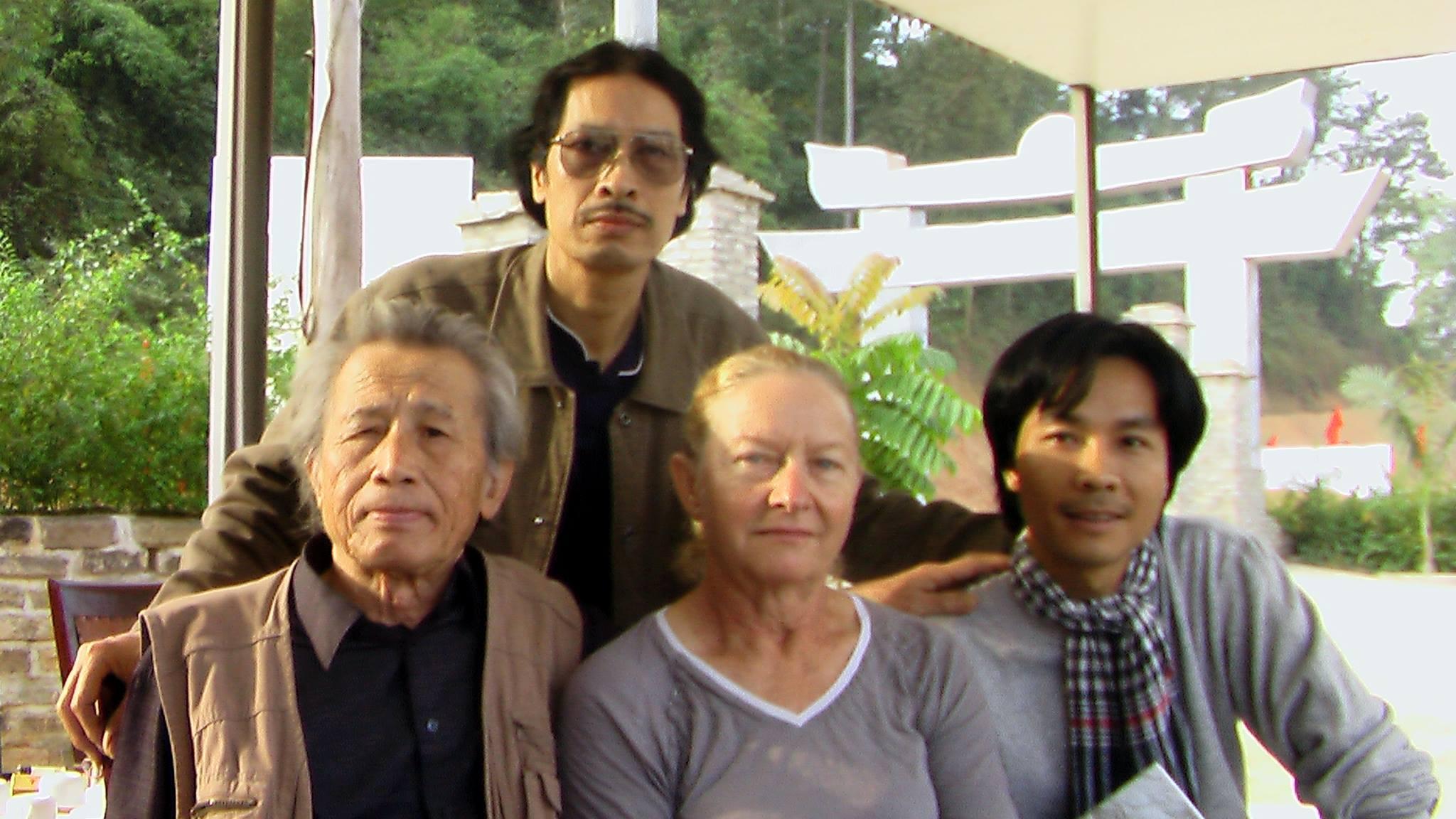 2009 Camp of International Sculpture, Phu Tho province, Vietnam