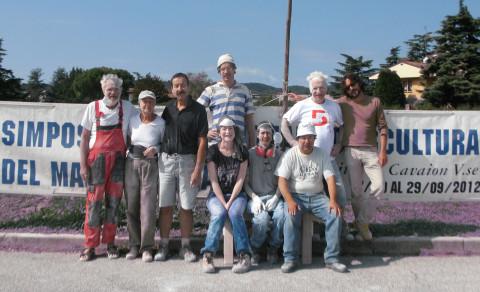 2012 Cavaion Italy