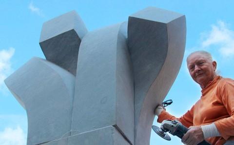 """Formula of development"" Poleskoi, Ural, Russia. The Marble Mile Festival Tanya Preminger"