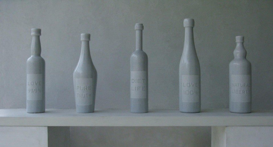 """Bar"",2011, marble, private collection, USA"