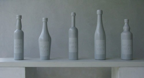 """""""Bar"""",2011, marble, private collection, USA"""