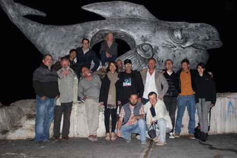 Akko-Maalot 2015 tanya preminger with collegues