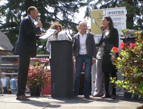 Tanya Preminger wins domodorossa prize Italy